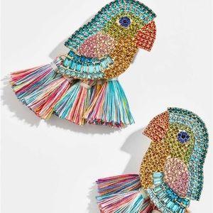 Jeweled parrots